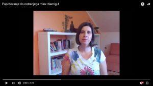 Popotovanje do notranjega miru - namig 4