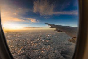 odpraviti strah pred letenjem